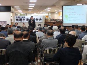平成29年5月13日議会報告会井波会場